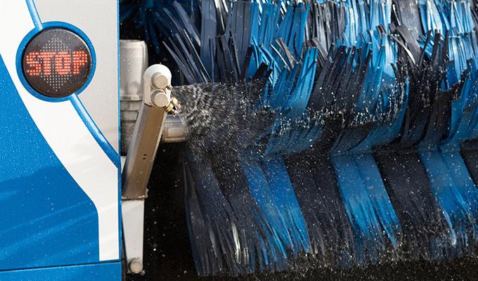 SDP lanceert software voor de carwash