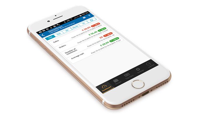 Vous possédez déjà le sales app?