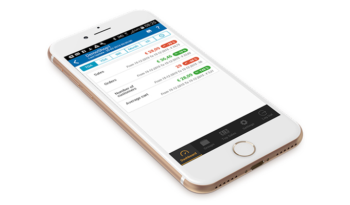 Heeft u de sales app al?