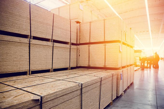 SDP Distripack software voor de houtgroothandel