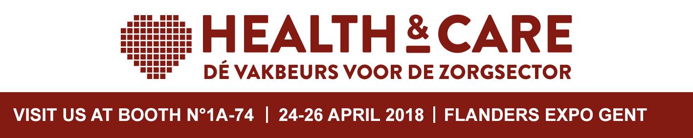 SDP neemt deel aan Health&Care 2018