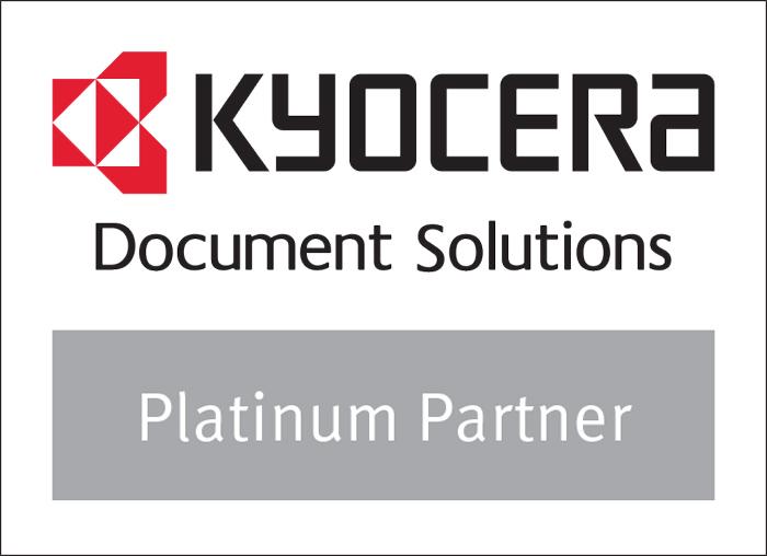 Kyocera platinum partner