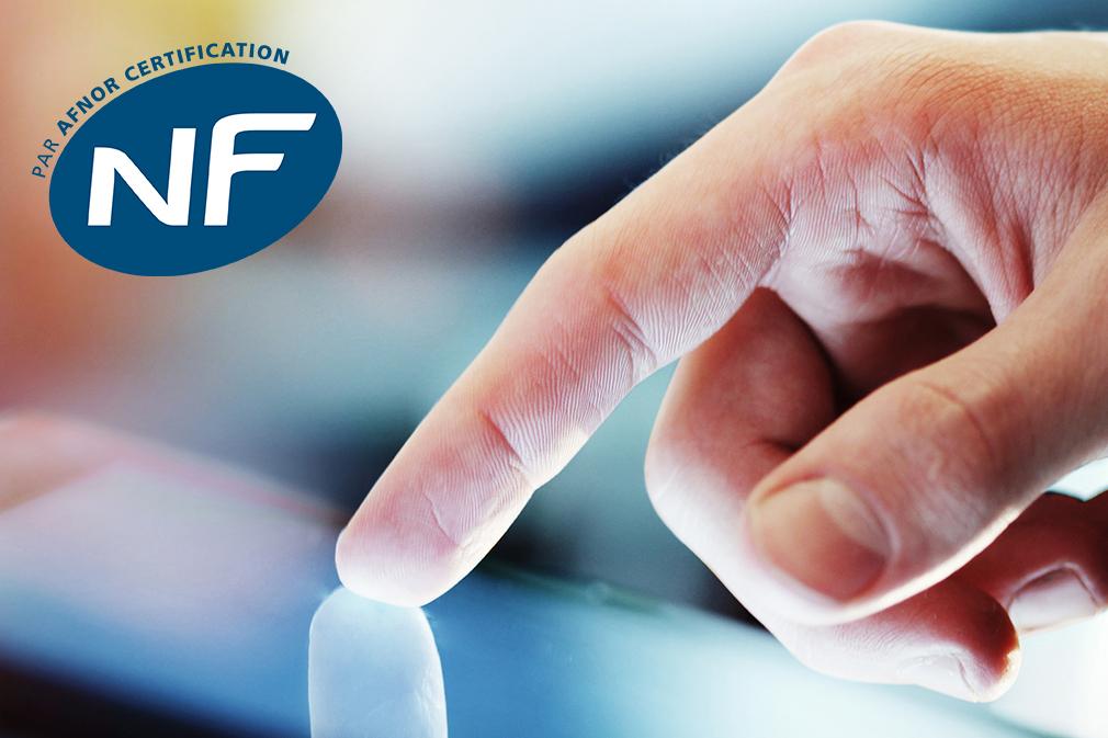 SDP certifié NF