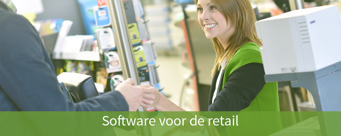Robinson-Software voor de retail