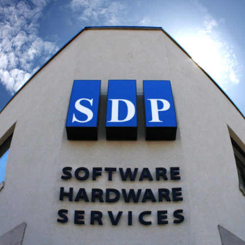 SDP software hardware services notariaat robinson era distripack e-solutions