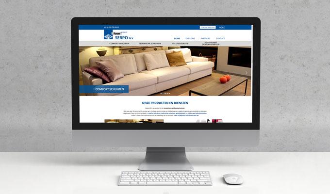 Serpo website