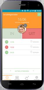 SDP Era app op smartphone
