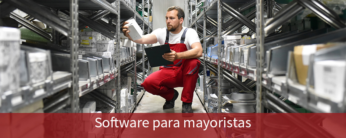 Distripack - Software para mayoristas