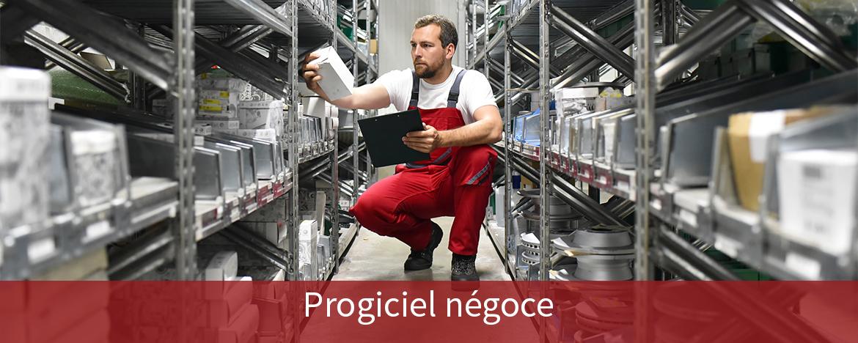 Distripack - Progiciel négoce