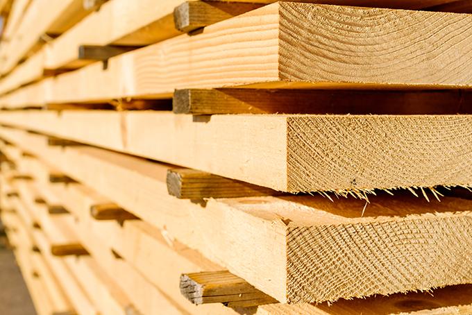 Robinson module de bois