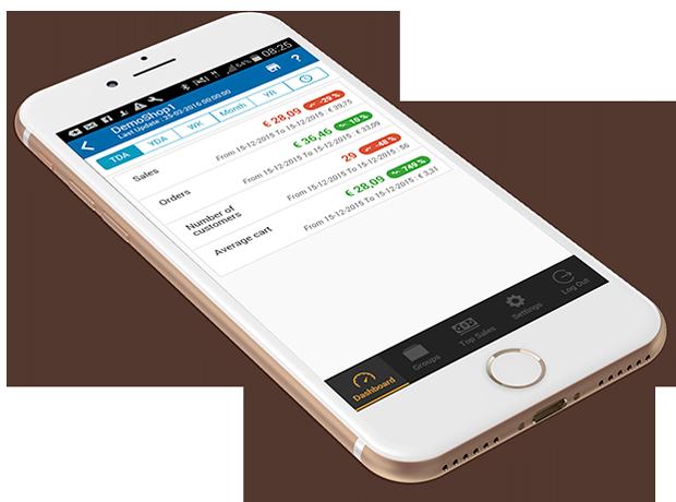 SDP sales app