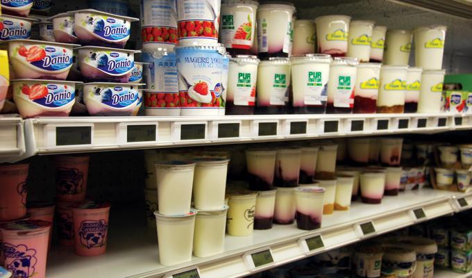 Supermarkt Heylen elektronische etiketten