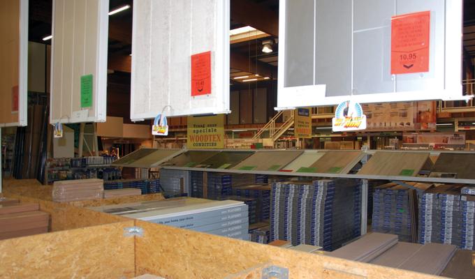 Hout- en Bouwmarkt Woodtex