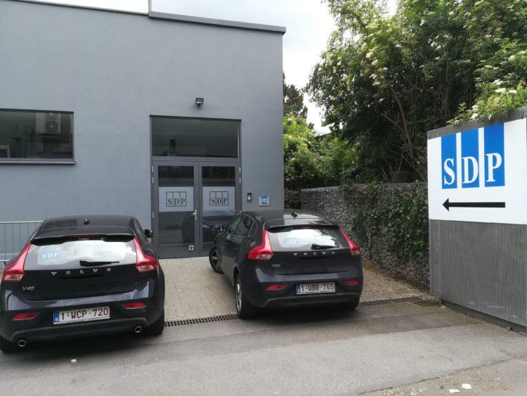 Nouvelle filiale en Wallonie
